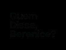 cupom de desconto Quem Disse Berenice?